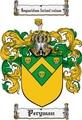 Thumbnail Peryman Family Crest  Peryman Coat of Arms