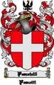 Thumbnail Pescetelli Family Crest  Pescetelli Coat of Arms Digital Download