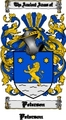 Thumbnail Petersen Family Crest  Petersen Coat of Arms Digital Download