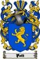 Thumbnail Petit Family Crest  Petit Coat of Arms Digital Download