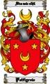 Thumbnail Pettigrew Family Crest  Pettigrew Coat of Arms Digital Download