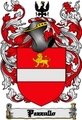 Thumbnail Pezzullo Family Crest  Pezzullo Coat of Arms Digital Download