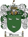 Thumbnail Phreeze Family Crest Phreeze Coat of Arms Digital Download