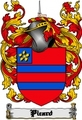 Thumbnail Picard Family Crest  Picard Coat of Arms Digital Download