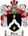 Thumbnail Pierse Family Crest  Pierse Coat of Arms