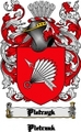 Thumbnail Pietrzyk Family Crest  Pietrzyk Coat of Arms Digital Download