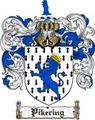 Thumbnail Pikering Family Crest  Pikering Coat of Arms