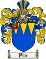 Thumbnail Pilie Family Crest  Pilie Coat of Arms