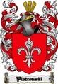 Thumbnail Piotrowski Family Crest  Piotrowski Coat of Arms Digital Download