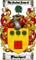 Thumbnail Planchard Family Crest  Planchard Coat of Arms Digital Download