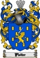 Thumbnail Pleiter Family Crest  Pleiter Coat of Arms Digital Download