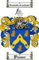 Thumbnail Plumer Family Crest  Plumer Coat of Arms