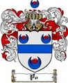Thumbnail Po Family Crest  Po Coat of Arms