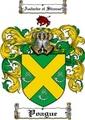 Thumbnail Poague Family Crest  Poague Coat of Arms