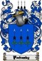 Thumbnail Podrasky Family Crest  Podrasky Coat of Arms Digital Download