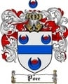 Thumbnail Poee Family Crest  Poee Coat of Arms