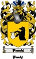 Thumbnail Poeschl Family Crest  Poeschl Coat of Arms Digital Download