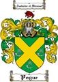 Thumbnail Pogue Family Crest  Pogue Coat of Arms