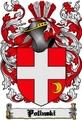 Thumbnail Polinski Family Crest  Polinski Coat of Arms Digital Download