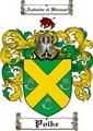 Thumbnail Polke Family Crest  Polke Coat of Arms