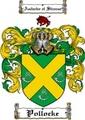 Thumbnail Pollocke Family Crest  Pollocke Coat of Arms