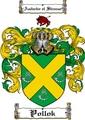 Thumbnail Pollok Family Crest  Pollok Coat of Arms