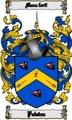 Thumbnail Polston Family Crest  Polston Coat of Arms Digital Download