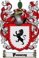 Thumbnail Pomeroy Family Crest  Pomeroy Coat of Arms Digital Download