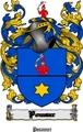 Thumbnail Pomsar Family Crest  Pomsar Coat of Arms Digital Download