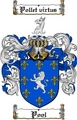 Thumbnail Pool Family Crest  Pool Coat of Arms
