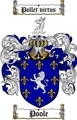 Thumbnail Poole Family Crest / Poole Coat of Arms