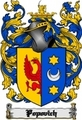 Thumbnail Popovich Family Crest  Popovich Coat of Arms Digital Download