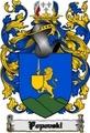 Thumbnail Popovski Family Crest  Popovski Coat of Arms Digital Download