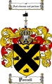 Thumbnail Porcell Family Crest  Porcell Coat of Arms