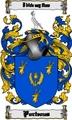 Thumbnail Porteous Family Crest  Porteous Coat of Arms Digital Download
