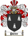 Thumbnail Porter Family Crest / Porter Coat of Arms