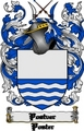 Thumbnail Postver Family Crest  Postver Coat of Arms Digital Download