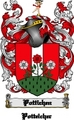 Thumbnail Pottichen Family Crest  Pottichen Coat of Arms Digital Download
