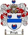 Thumbnail Pough Family Crest  Pough Coat of Arms