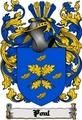 Thumbnail Poul Family Crest  Poul Coat of Arms Digital Download