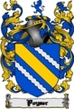 Thumbnail Poyser Family Crest  Poyser Coat of Arms Digital Download