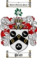 Thumbnail Pratt Family Crest / Pratt Coat of Arms