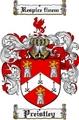 Thumbnail Preistley Family Crest  Preistley Coat of Arms