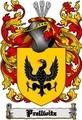 Thumbnail Prellwitz Family Crest  Prellwitz Coat of Arms Digital Download
