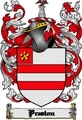 Thumbnail Preston Family Crest  Preston Coat of Arms Digital Download