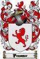 Thumbnail Preusser Family Crest  Preusser Coat of Arms Digital Download