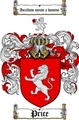 Thumbnail Price Family Crest / Price Coat of Arms