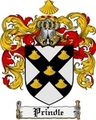 Thumbnail Prindle Family Crest  Prindle Coat of Arms