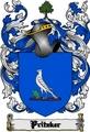 Thumbnail Pritzker Family Crest  Pritzker Coat of Arms Digital Download