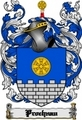 Thumbnail Prochnau Family Crest  Prochnau Coat of Arms Digital Download